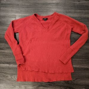 JCrew Cozy V-Neck Sweatwr